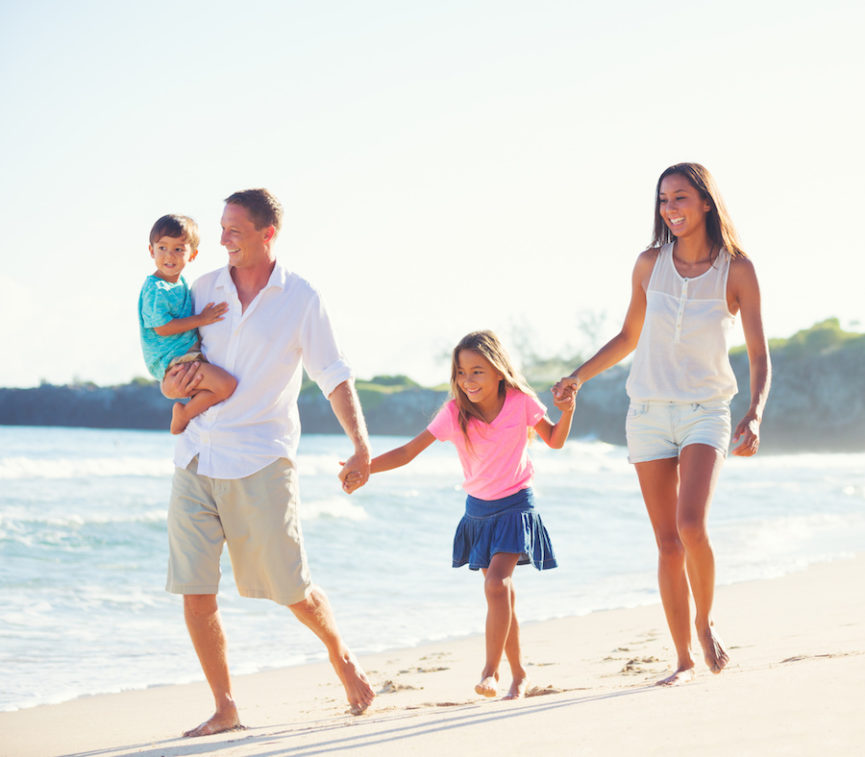 Tips for Vacationing With Young Children