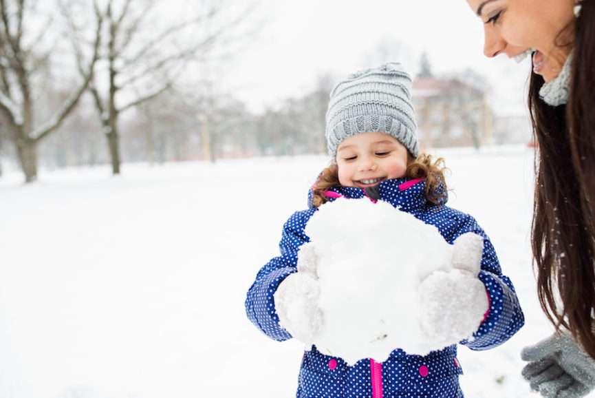 Winter Safety Tips for Children